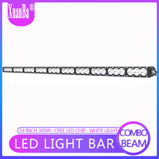 Signal Row 54 Inch 300W CREE Led Light Bar 12V 24V for 4x4 Offroad SUV ATV Truck