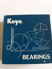 Deep groove ball bearing DG2568HNSH2C3-KOYO 25 x 68 x 19 mm DG 2568