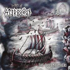 TEARS OF STYRBJORN - The Fallen Einheri / New Digi CD 2016 / Pagan Metal / Czech
