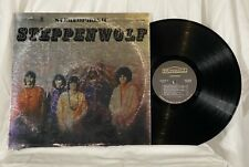 STEPPENWOLF STEPPENWOLF STEREO DUNHILL DS-50029 ORIGINAL FOIL COVER
