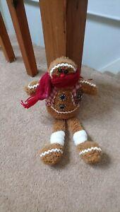 Gisela Graham Gingerbread Man Christmas Ornament