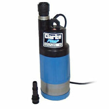 """Clarke CSD3 1"""" Multi Stage Submersible Water Pump"""