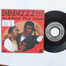 BBBIZZZ !!! Sucker for love ( RICK JAMES ) pb 61486