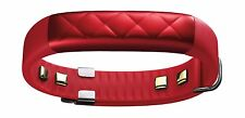 Jawbone Up3 Wireless Smart Heart Rate Activity Sleep Tracker Ruby Cross Red