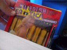 Lot of 4 Vintage Swedish Erotica Adult Color 8mm Films # 137 -127 -36 - ?
