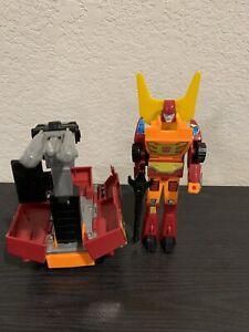 Transformers G1 Rodimus Prime Near complete! Original