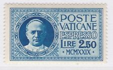 Vatican City Special Delivery 1929 2.50 MH* A18P34F748