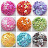 1000pcs DIY Colorful Sequins Flat Beads Craft Sewing Garment Accessories