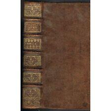TRAITE des PRINCIPES de la FOY CHRÉTIENNE par l'Abbé DUGUET  Éd CAVELIER 1736 T1