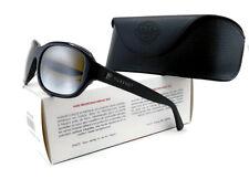 New Vuarnet VL1104 0001 Sunglasses - Shiny Black / Skilynx Mineral Glass Lens