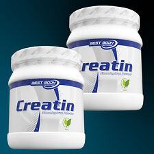 Best Body Nutrition Creatin Monohydrat 2 x 500g vegan AKTION !!!