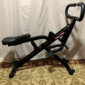 POWER RIDER CARDIO GLIDE GUTHY-RENKER TOTAL BODY FITNESS EXERCISE MACHINE Ships