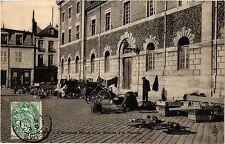 CPA Ancienne Prison et le Marche a la Ferraille (277328)