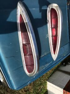 1959 chevy impala bel air biscayne  tail Light And Housings