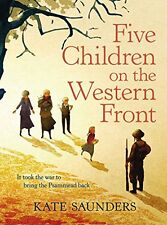 Five Children on the Western Front,Kate Saunders