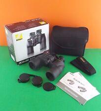 READ Nikon Aculon A211 Black 8x42 - Sport Optics Binoculars WITH ISSUE #biNK42