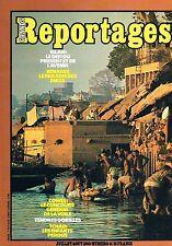 Grands Reportages - N°14 - Juil 1980 - Islam Benares Cowes Gorilles Tchad