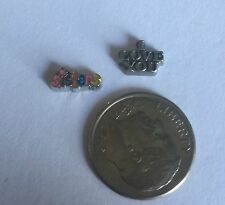 Floating Charm Family Love Fits Origami Owl Sisters God