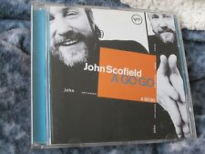 "JOHN SCOFIELD ""A GO GO"" CD VERVE 1998"