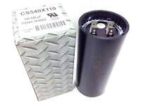 540-648 Uf Start Capacitor MFD 110 VAC 50/60 HZ Motor Compressor Hvac 540 X 110