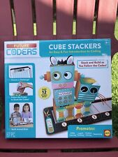 Alex Toys-future coders cube stackers-67 pieces-ages 4+