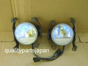 TOYOTA OPTION FRONT BUMPER RAINBOW FOG LIGHTS LAMP MRS MR-S MR2 CELICA ALTEZZA