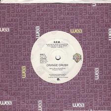 R.E.M. Orange Crush / Memphis Train Blues 45