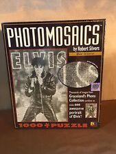 Photomosaics Elvis Puzzle Still Sealed K3