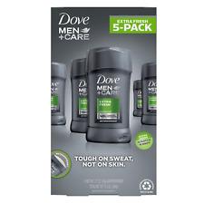 Dove Men Care Deodorant, Extra Fresh 2.7 oz 5 pk - FREE SHIPPING