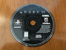 Quake II 2 (Sony PlayStation 1, PS1 1999) - DISC ONLY
