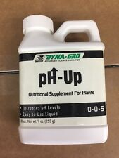 Dyna Gro Ph Up 8 oz. 0-0-5 Nutritional Supplement Liquid Hydroponics