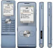 Sony Ericsson Walkman W350a - Ice blue (AT&T) Cellular Phone