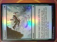 Foil Plummet - Battle for Zendikar - Magic the Gathering - Tracked