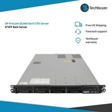 HP DL360 Gen7 G7 configurabili RACK SERVER 2x Xeon CPU 64GB RAM 2 dischi rigidi