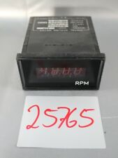 RPM Digital Scaling Motor WDP-35F Skalierung Digital Panel Meter #25765