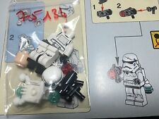 LEGO Star Wars 75134 Galactic Empire Minifigure Imperial Jetpack Trooper NEUF