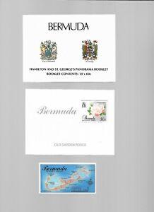 Booklets - Bermuda (3)