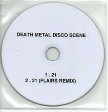 (AB397) Death Metal Disco Scene, 21 - DJ CD