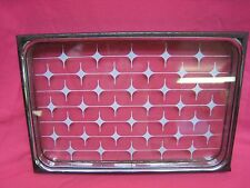 USED ANTIQUE VERNOIS WALL GAS OVEN DOOR GLASS OFF OF MODEL P2420A