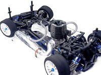 RDLogics Mongoose/Team Magic G4 Evo Nitro Touring Car Kit, Require Assembled