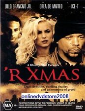 EX RENTAL R XMAS CHRISTMAS DVD ACTION LILLO BRANCATO DAREA DEMATTEO GUARANTEED