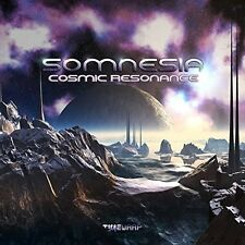 SOMNESIA - COSMIC RESONANCE   CD NEU