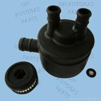 Prins Vsi Typ LPG Autogas Dampf Filter 2 Exit Ausgang + Flüssigkeit Filter Kit