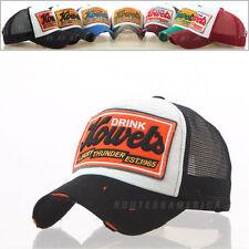 Chapeaux casquettes de base-ball, taille unique pour femme