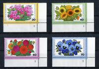 Bund Formnummer 904 - 907 Eckrand postfrisch BRD FN Ecke 4 MNH