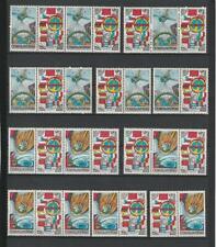 Tschechoslowakei aus 1984 ** postfrisch MiNr. 2758-2762 Interkosmos