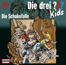 Deutsche Drei Fragezeichen-Hörbücher & -Hörspiele als CD