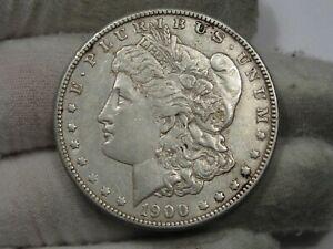 XF 1900 Morgan Dollar. #35