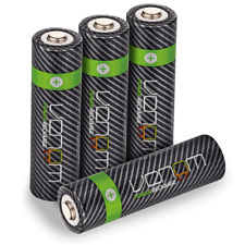 Venom Power 2100mAh High Capacity Rechargeable AA Batteries (Pack of 4)