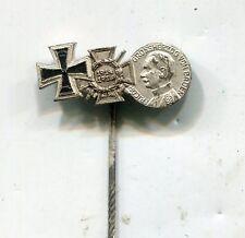 Original WWI German Iron Cross 3 Medals Stickpin No 2